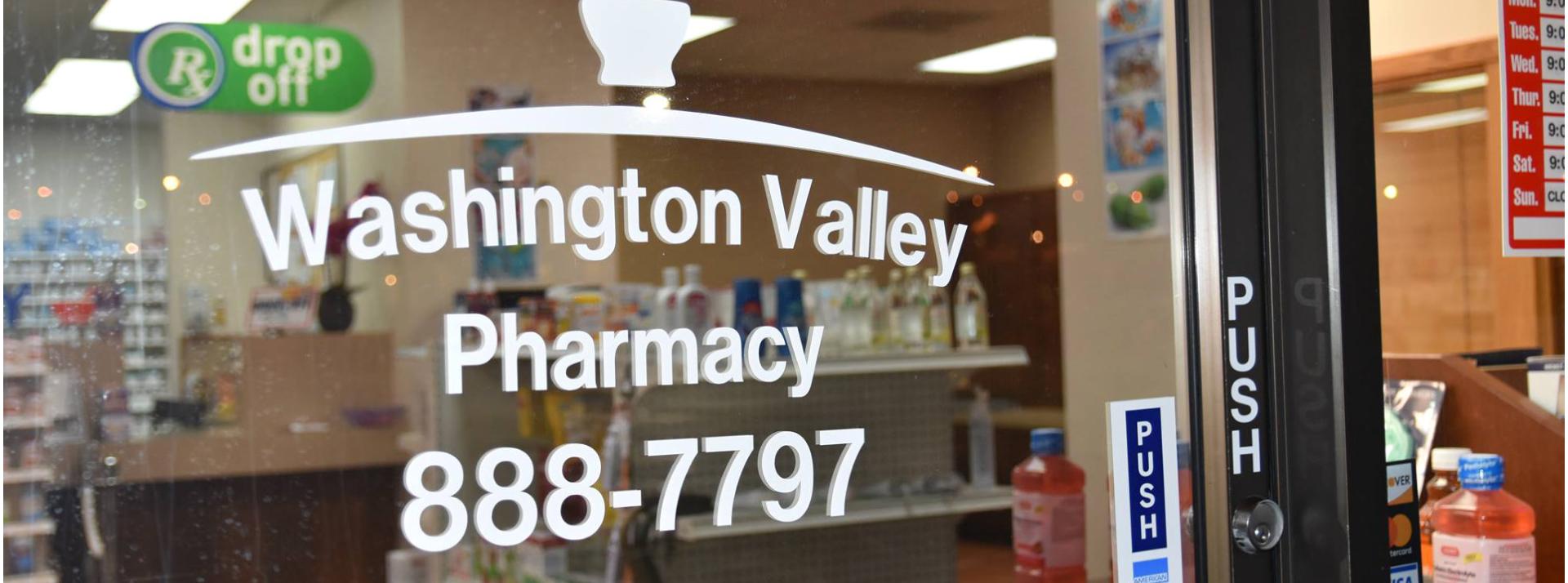 washington valley pharmacy